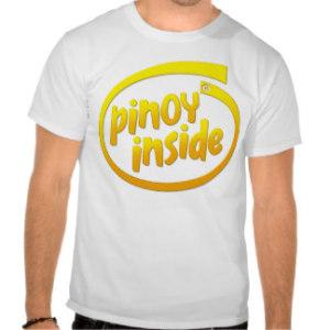 中フィリピン人Tシャツ