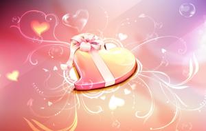 ■バレンタイン1