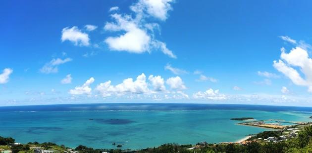 海パノラマ